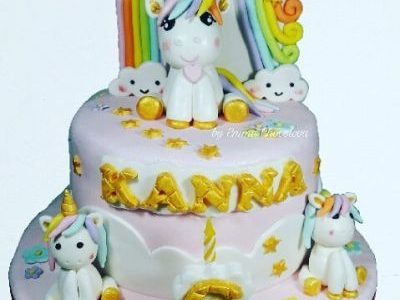 Unicorn Cake Ideas Easy - Have you seen unicorn cakes? And with fat unicorns firing? Meet a new trend among confectioners